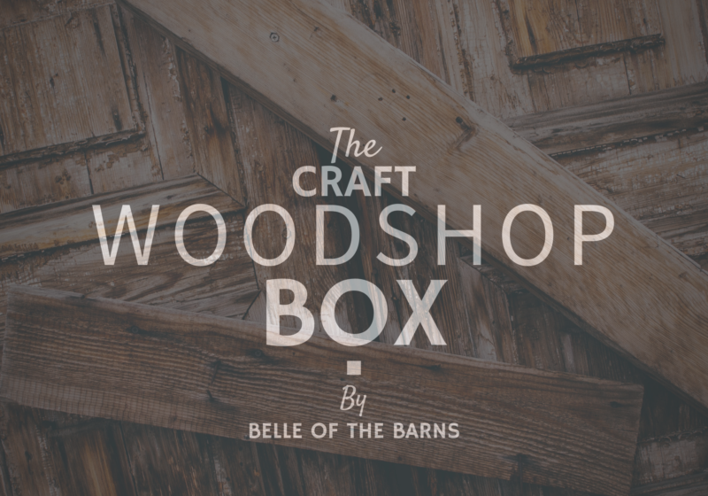 woodshop,box
